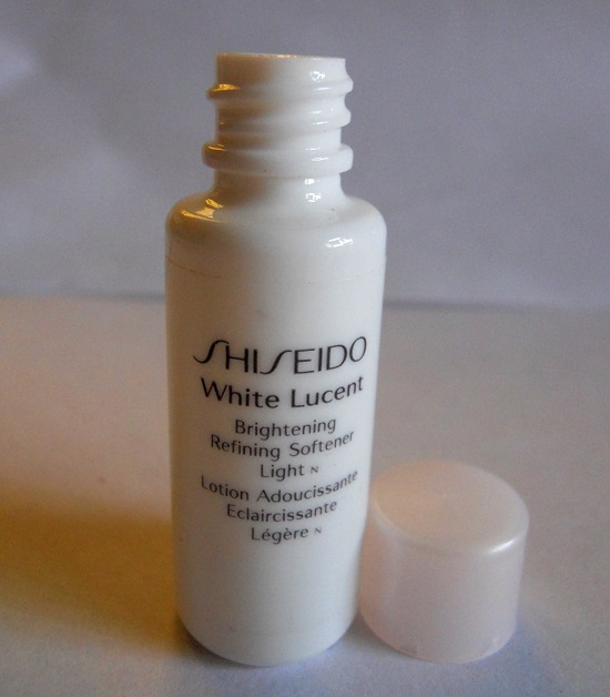 shiseido balancing softener review+softener