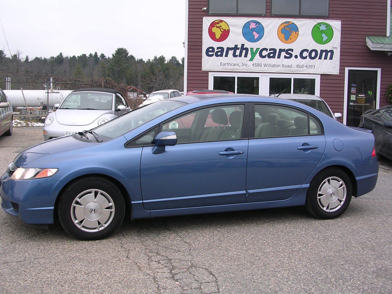 NewCarTestDrive Via AOL Autos: Http://autos.aol.com/cars Honda Civic+Hybrid  2009/expert Review/