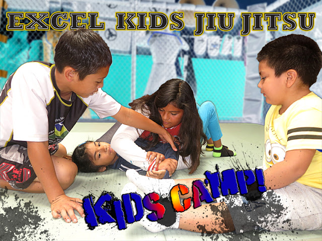 San Diego Kids Jiu Jitsu EXCEL Oceanside