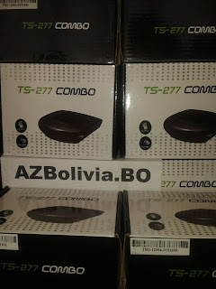 AZBOLIVIA: Dongle TocomSat TS-277 COMBO