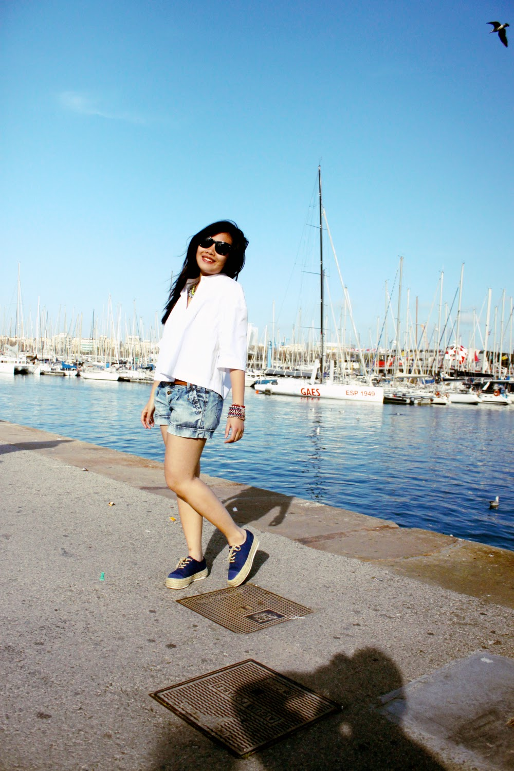 travel diary, barcelona, ootd, lookbook, singapore blogger, street style