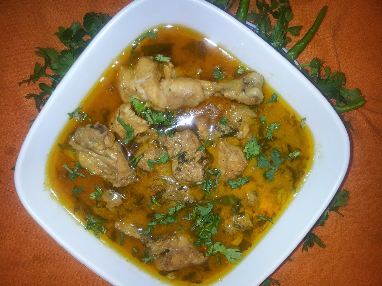 Naureen's Kitchen : Chicken Korma
