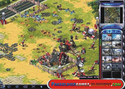 Red alert 2 pc game is real time strategy game