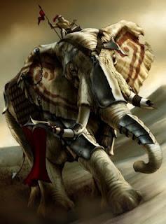 Warhammer War Elephant
