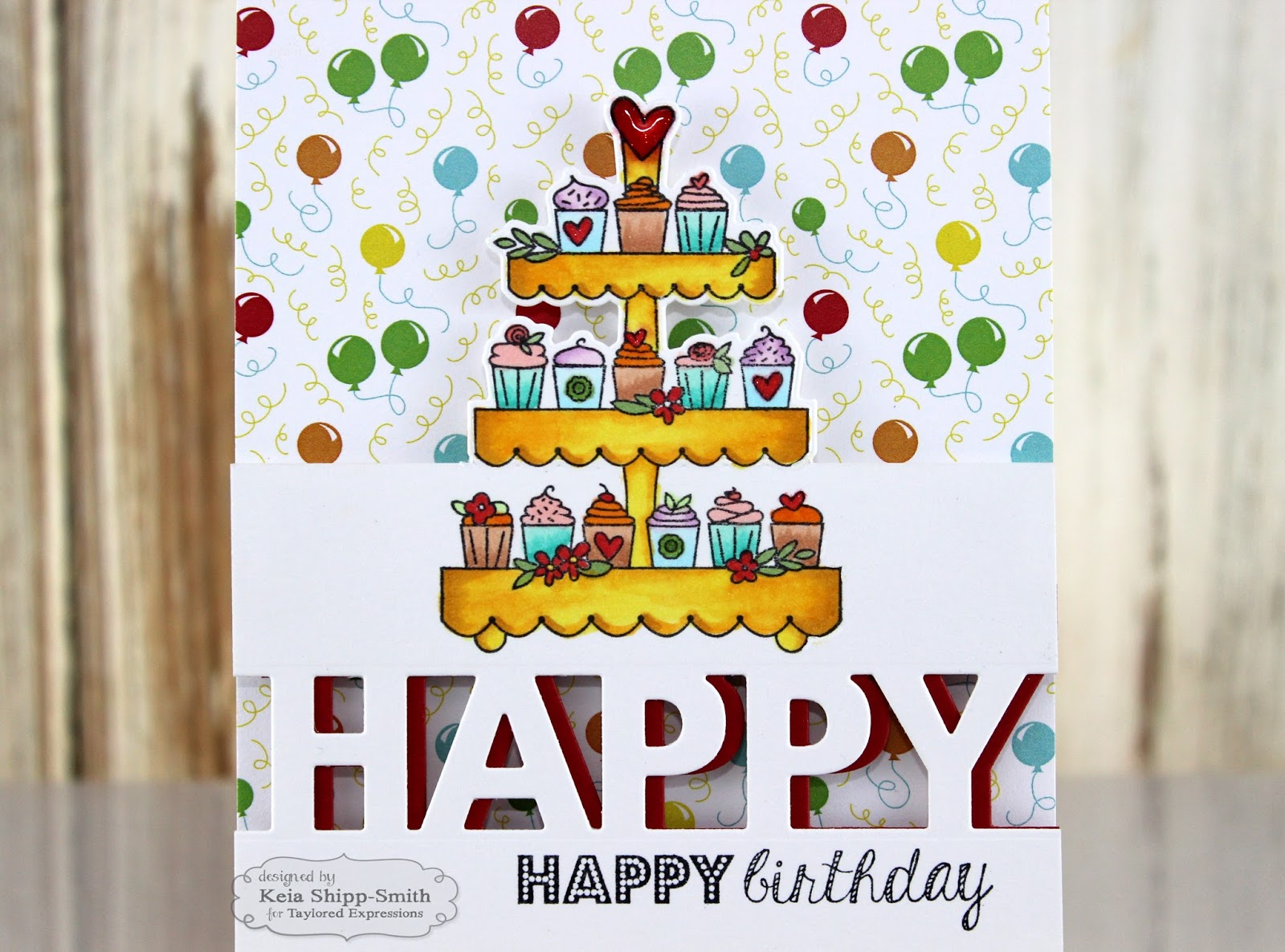 For More Crafty Inspiration Visit The Taylored Expressions Blog