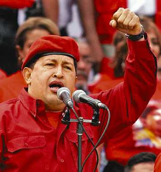 Comandante Hugo Chavez