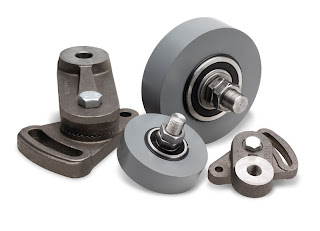 Gates new flat idler pulleys are available in a range of sizes for use on both synchronous and V-belt drives