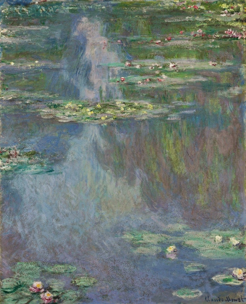 Claude Monet Nymphéas. 1907 Christie′s, 2014