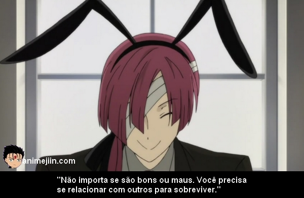 Frase do Natsume Zange