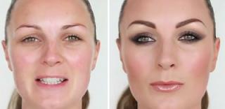 nicole scherzinger makeup tutorial