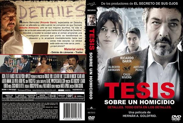 Tesis sobre un homicidio 1080p HD Latino [MG]