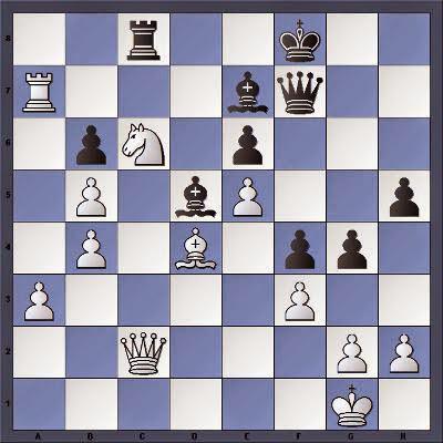 Echecs : Les Blancs jouent et gagnent en deux coups © Chess & Strategy