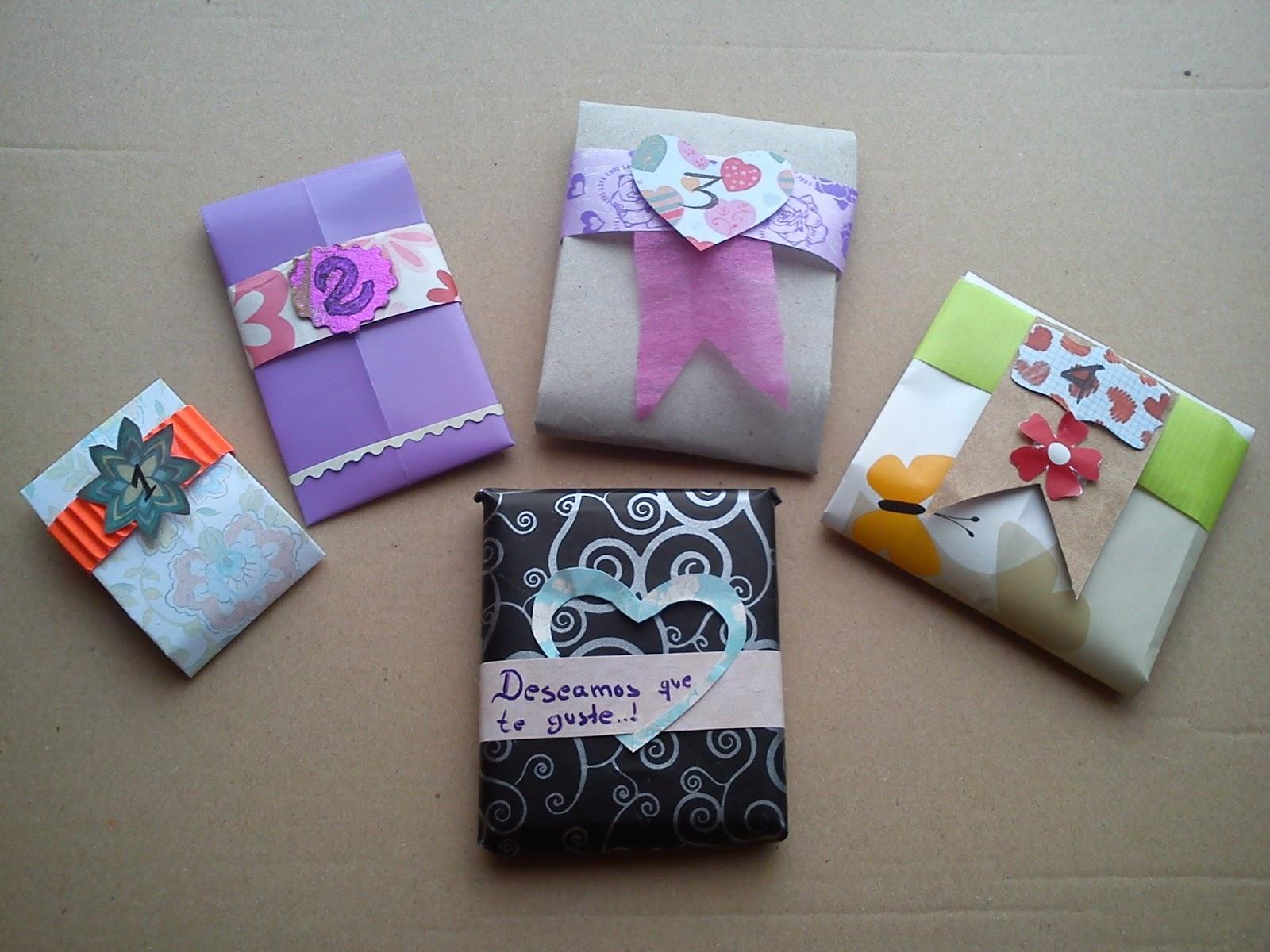 Envoltorios originales y divertidos para sus regalos de - Envoltorios regalos originales ...