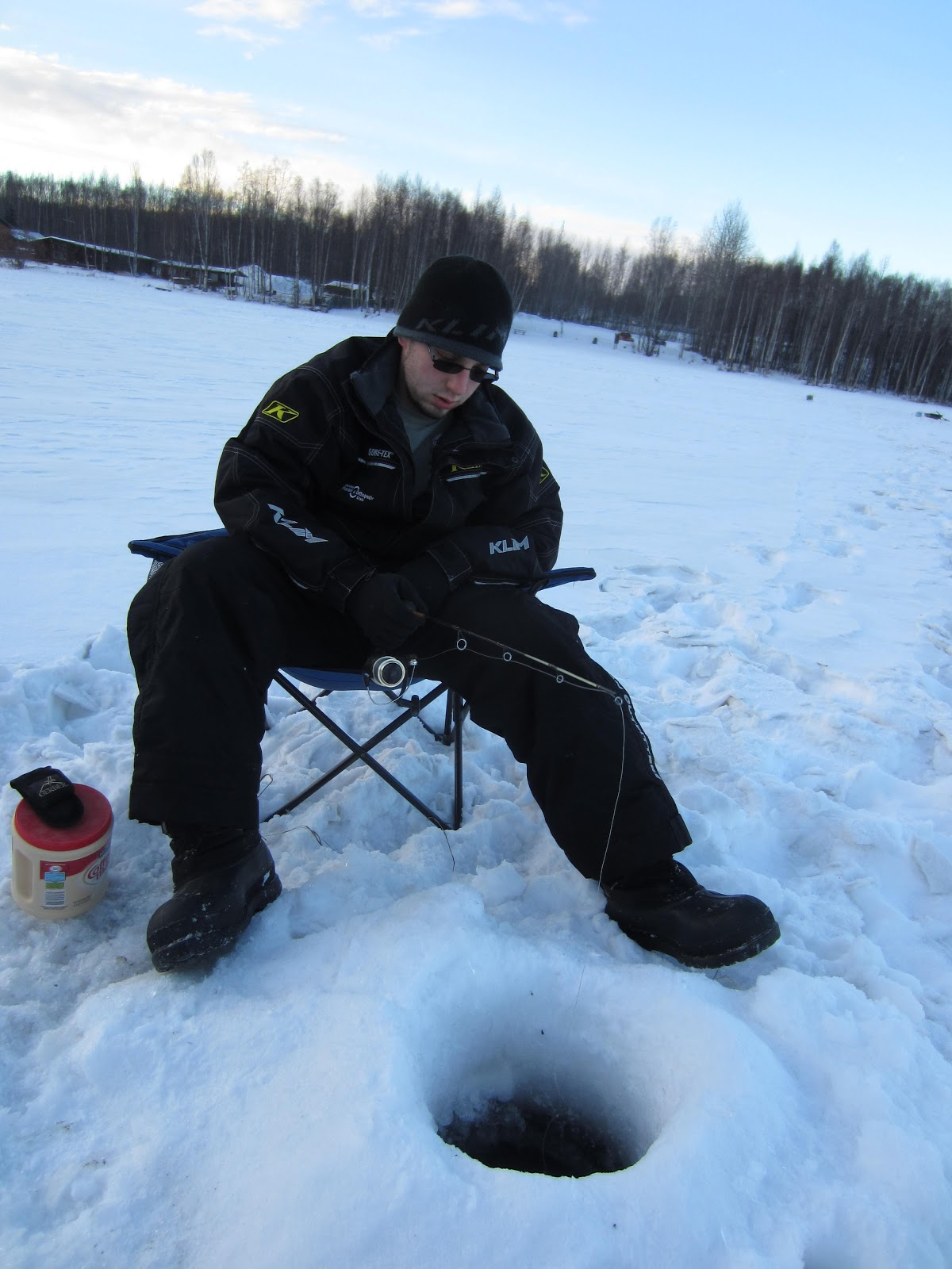 Alaska romance writers of america fishing in alaska a for Best time to fish in alaska