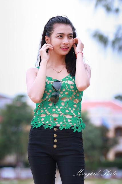 Beauté du jour : Ly Danam avec Mongkul
