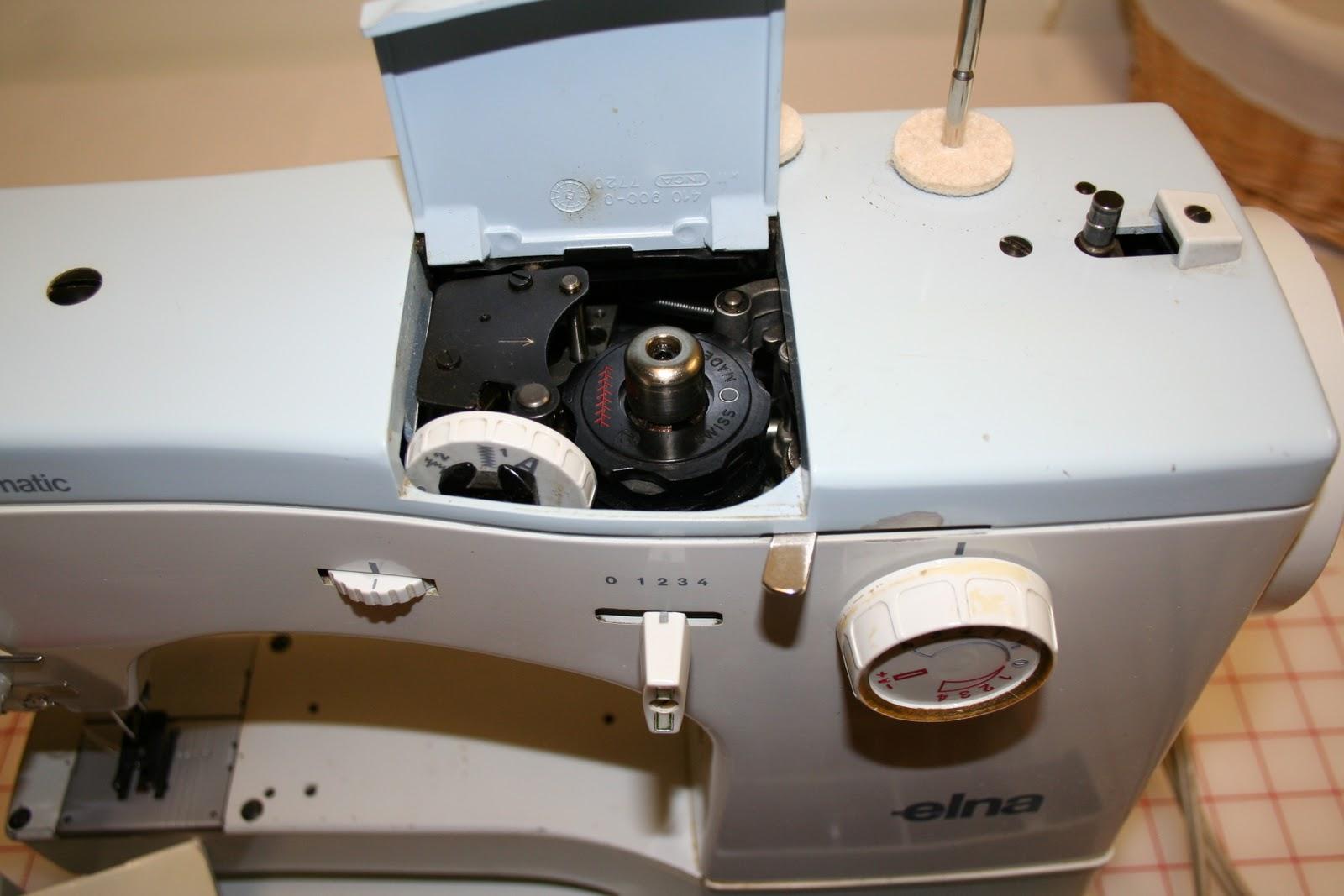 elna supermatic sewing machine manual