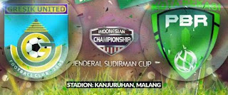 Gresik United vs Persipasi Bandung Raya 2-3
