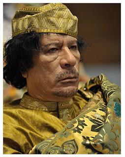 Muammar Gaddafi Plastic Surgery