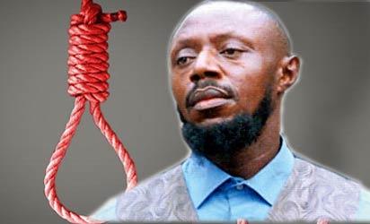 Death Sentence Affirms On Rev. King
