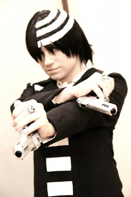 cosplay soul eater anime