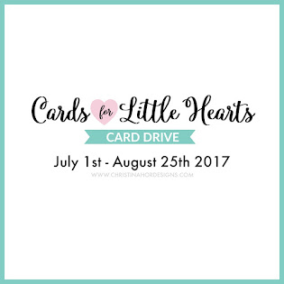 Cards for Little Hearts Card Drive 2017