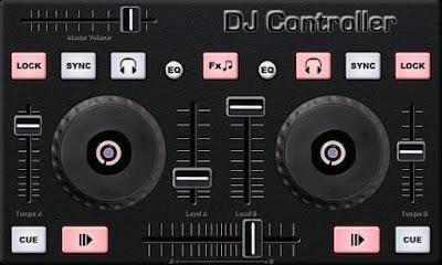 DJ Controller App