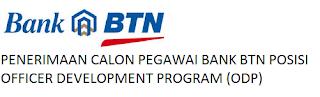 Informasi Lowongan Kerja BUMN Terbaru PT Bank Tabungan Negara (Persero) Tbk