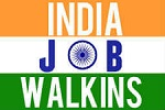 India Job Walkins - Latest Job Walkins in India