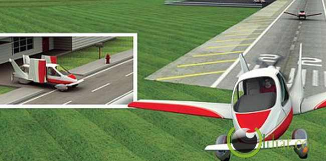 MIT Roadable aircraft