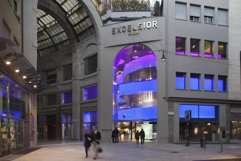 Roma shop more excelsior milano nel 2014 apre anche a for Tiffany excelsior milano