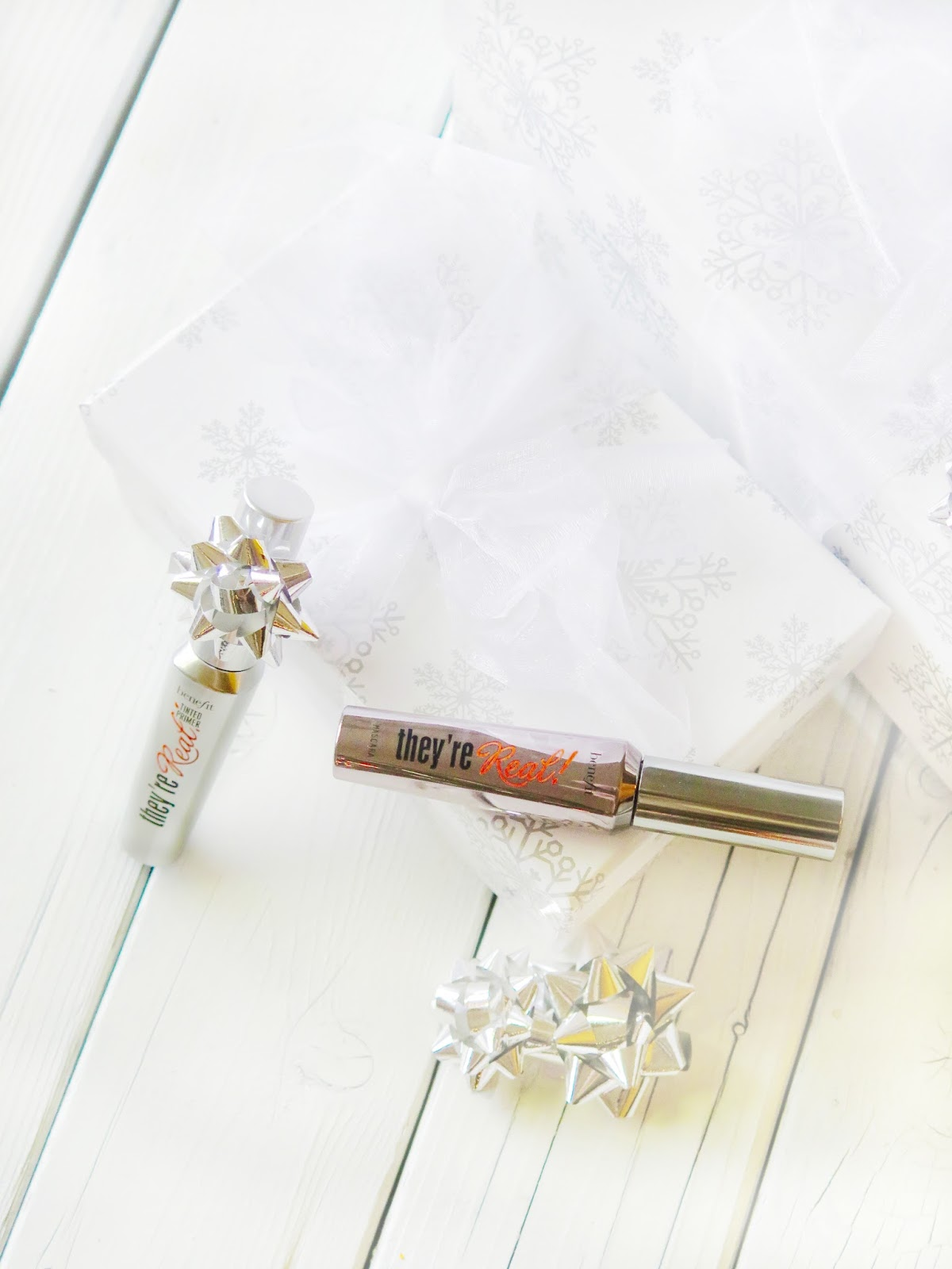 The Perfect Pair | Benefit Cosmetics They're Real Tinted Primer Review & Demo | labellesirene.ca