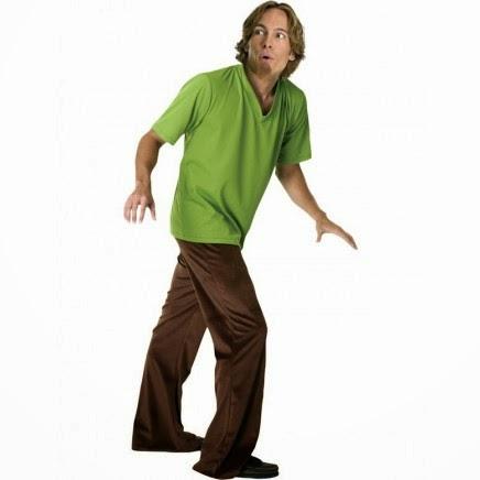 Disfraz Shaggy de Scooby Doo