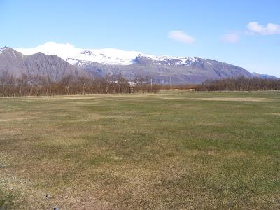 Parcul natural Skaftafell, Islanda