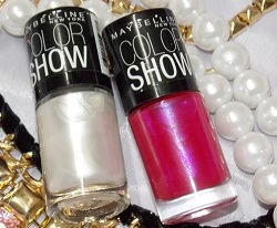 Maybelline Color show nail paint