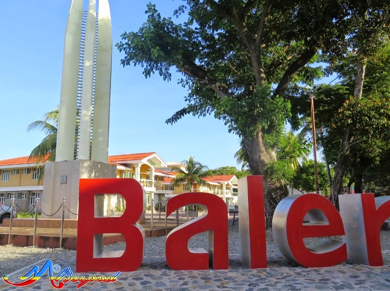 Baler marker, Baler monument, baler tour, baler day tour, what to do in baler, baler attractions, baler tourist spots