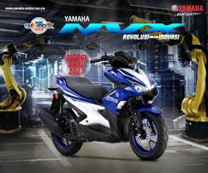 Yamaha NVX155 Revolusi dalam Inovasi