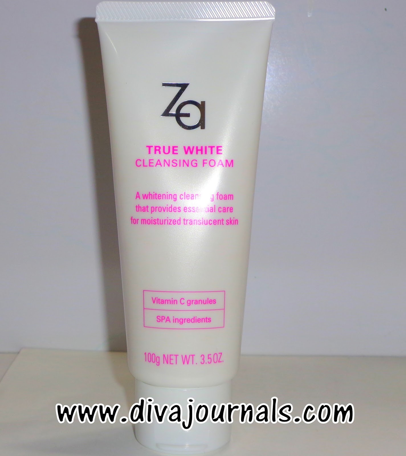 Za True White Ex Cleansing Foam