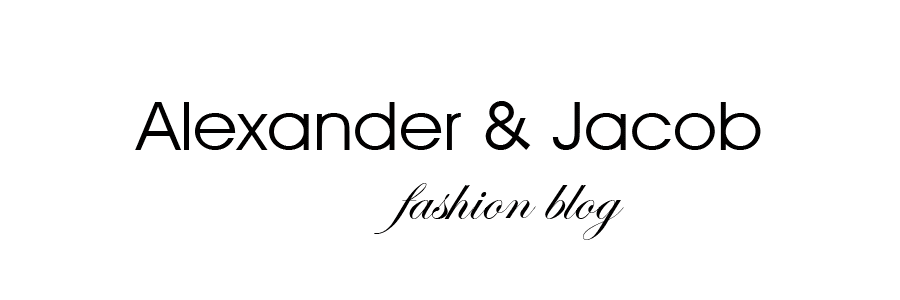 Alexander & Jacob