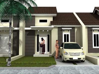Desain Rumah Minimalis Type 36 gambar 4