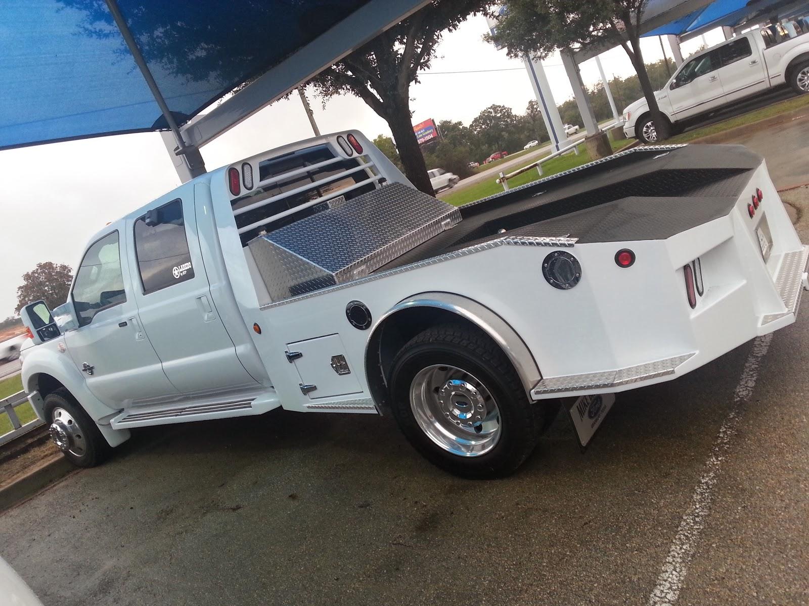 New 2014 Ford F550 F450 F350 Laredo Hauler Trucks TDY ...
