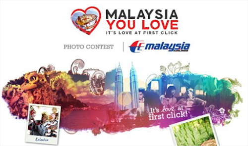 Malaysia Airlines 'The Malaysia You Love' Photo Contest