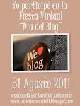 Fiesta Virtual 31 de agosto