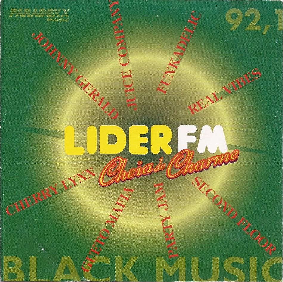 LIDER FM 92.1  CHEIA DE CHARME