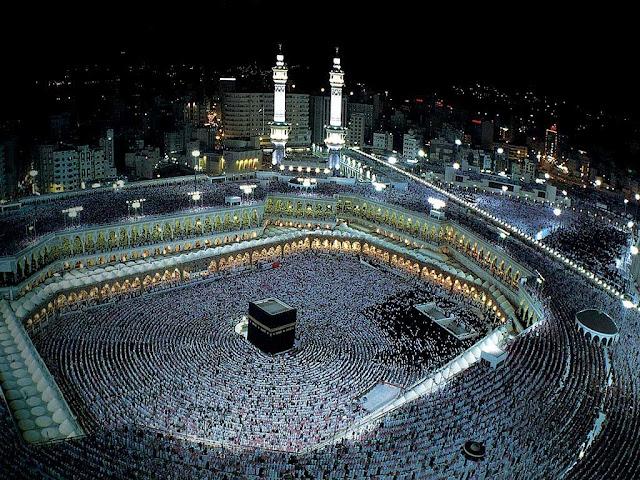 gambar masjid cantik di dunia