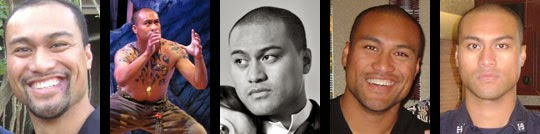 Napoleon Tavale is playing Chase Carlton, the Nishikado Sojirou character in the American version of BOF / BFF