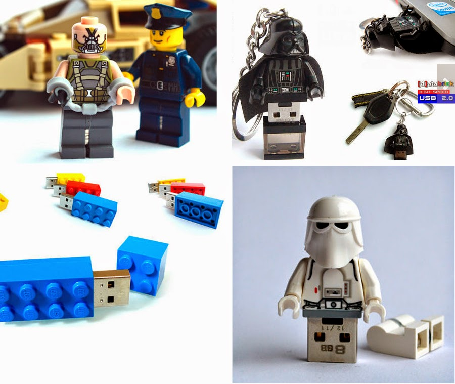usb lego y star wars