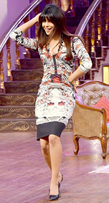 Priyanka & Ram Charan promotes 'Zanjeer' on Comedy Nights With Kapil
