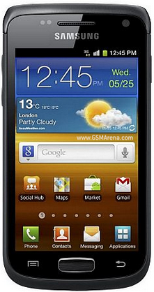 Samsung Galaxy Wonder / W I8150 Android