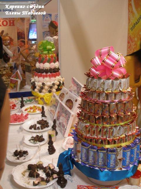 Букеты из конфет своими руками с описанием