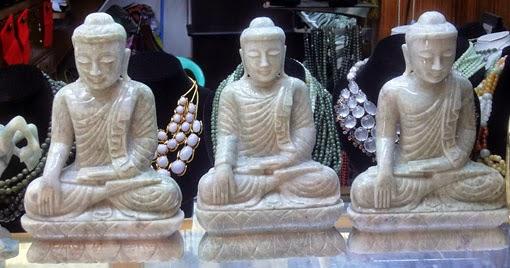 Jadeite Jade Buddha